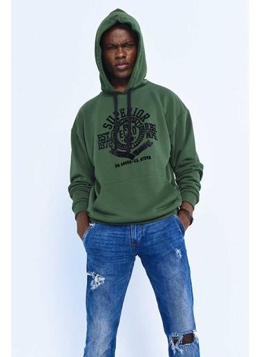 Ecko Unltd Sweatshirt Yeşil